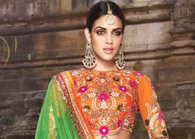 Lehengas Under Rs. 2000
