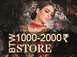 Lehengas Between Rs. 1000 to Rs. 2000