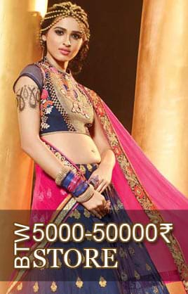 Lehengas under Rs. 5000