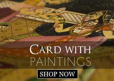 Card With Paintings